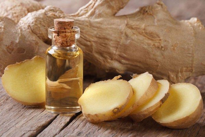 Ginger essential oil works wonders on nausea