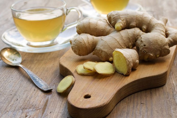 Ginger Helps Get Rid Of Cellulite