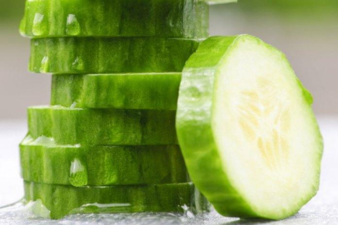Cucurbitacins cause the bitter taste in cucumbers