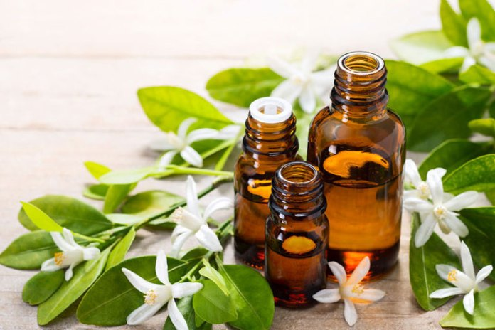 Neroli Essential Oils May also help stress from menopause