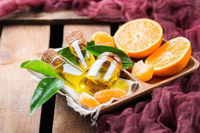 7 Essential Oils For Babies: Mandarin