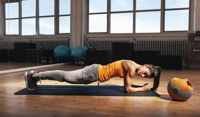 Plank Exercise During Periods