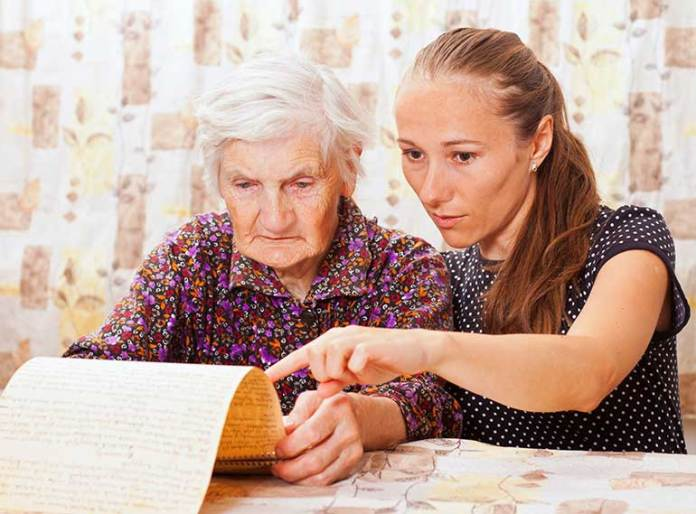 Getting Forgetful With Old age