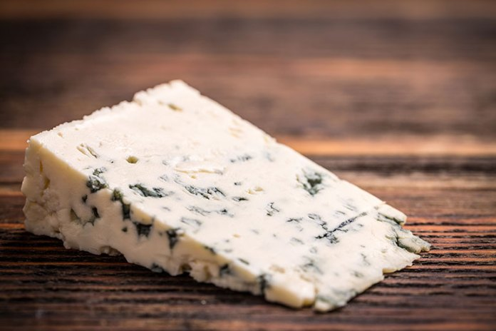 Avoid Gorgonzola made from unpasteurized milk during pregnancy