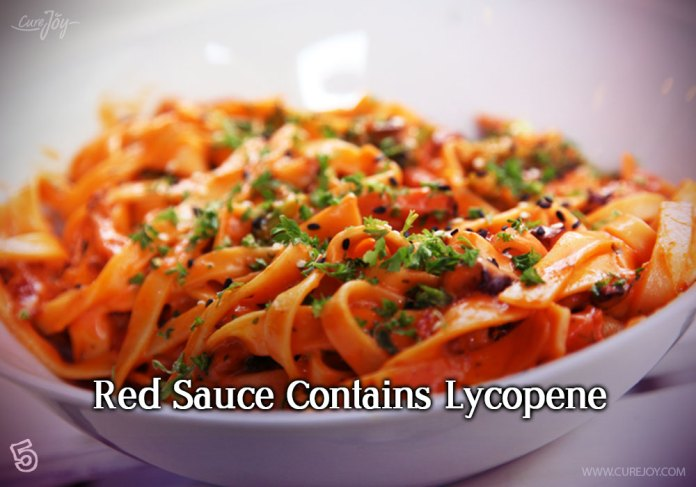 5-red-sauce-contains-lycopene