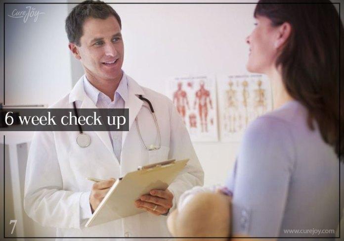 7-6-week-check-up