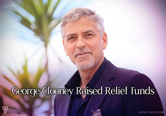 7-george-clooney-raised-relief-funds