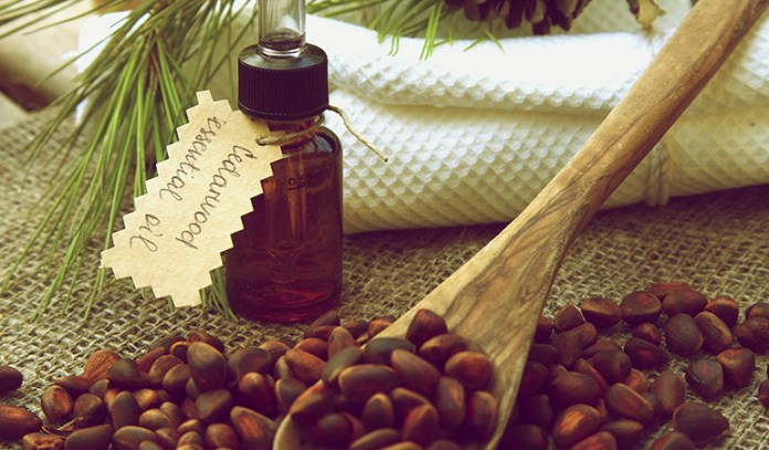 Cedarwood Essential Oil That Reduce Cellulite Naturally