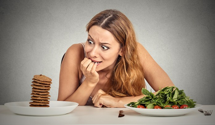 Control Cravings To Lose Weight Caused By Stress