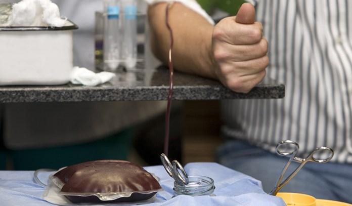 Donate Blood To Lower Hemoglobin And Hematocrit Levels