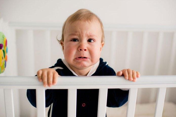 Some Babies Wake Up At Night Because Of Hunger
