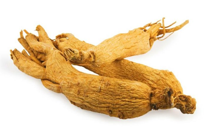 Ginseng helps boost levels of testosterone and also increases blood circulation and flow to the genitals.