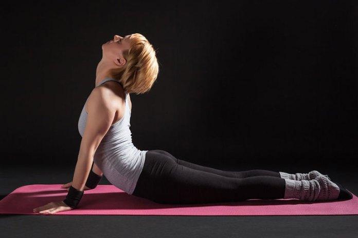 Yoga Poses For A Vata Dosha Flow: Cobra Pose