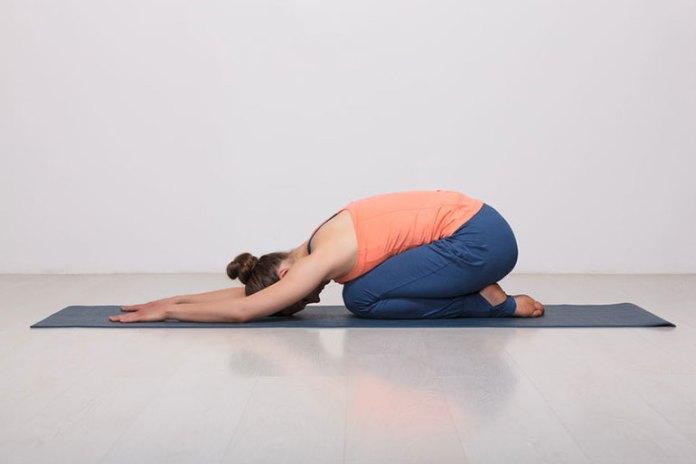 Yoga Poses For A Vata Dosha Flow: Child's Pose