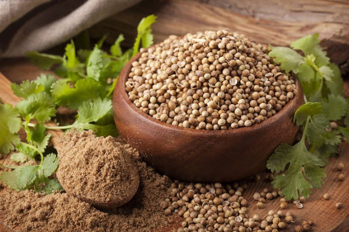 Home Remedies For Watery Eyes: Coriander Seeds