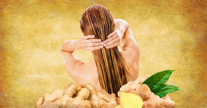 How To Use Ginger For Hair Care
