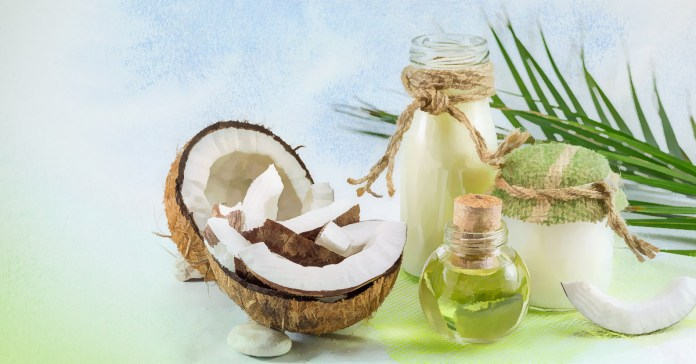 things you can make with coconut oil