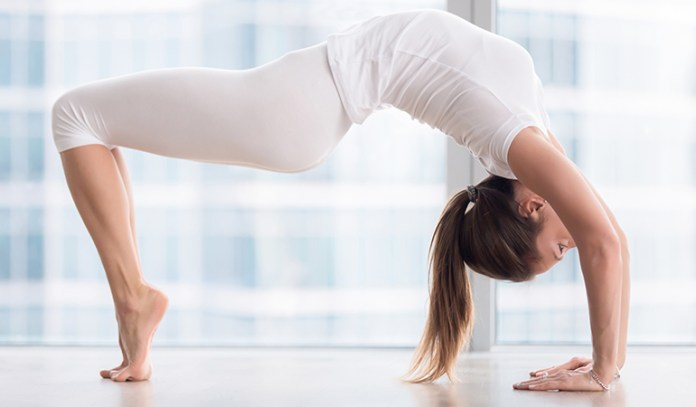The Crab_Yoga Asanas For Upper, Middle, and Lower Back Pain Relief
