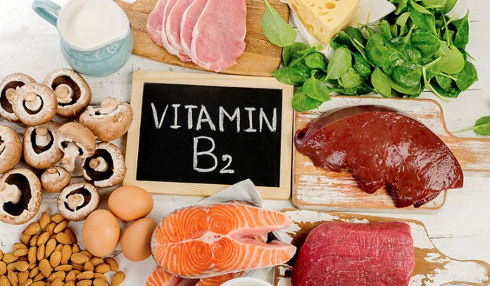Vitamin B2_Nutrients That Liver Contains