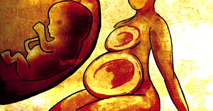 pregnancy at eight weeks