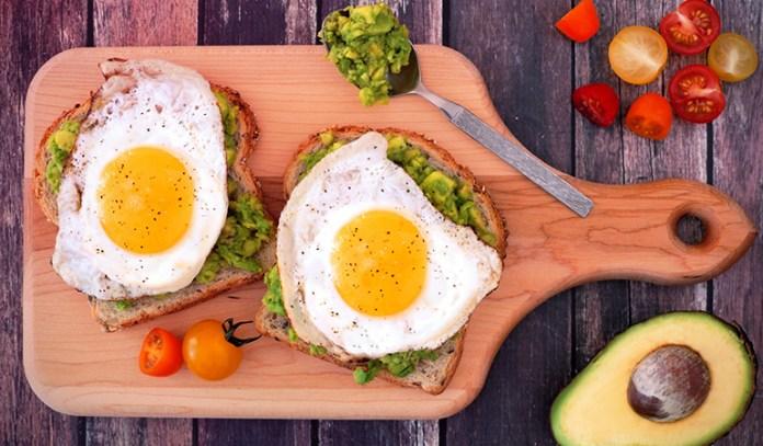 Eggs improve memory