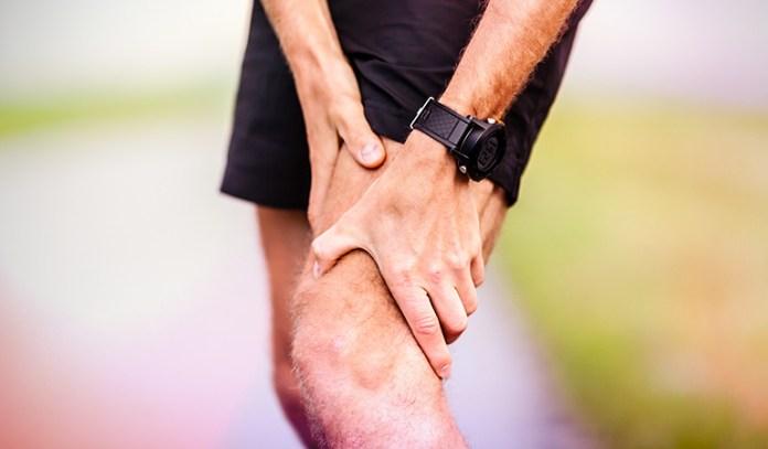 Change in terrain causes runner's knee