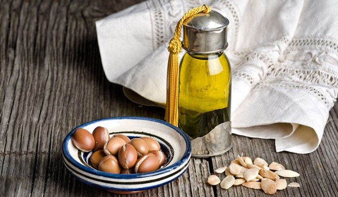 Argan oil is a good remedy for cactus stings