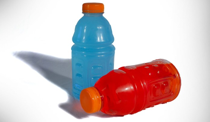 Avoid Sports Drinks in summers