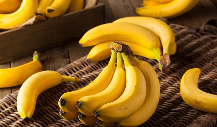 Bananas are great for boosting libido-revving