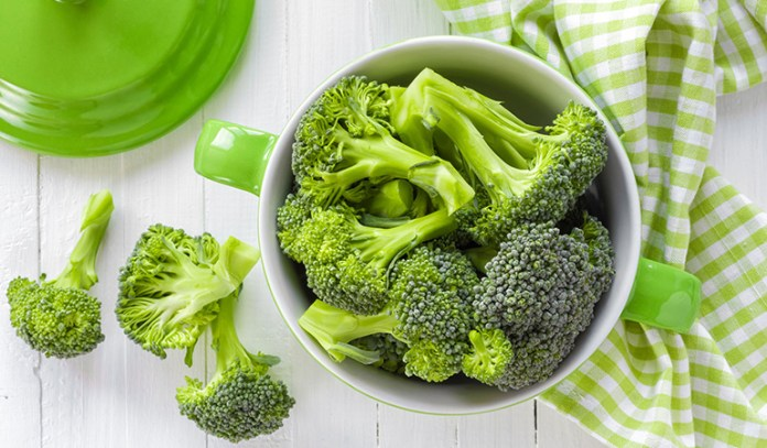 Broccoli Relieves Constipation