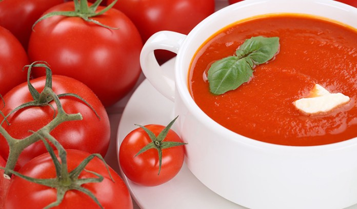 Tomato can fight cancer-causing