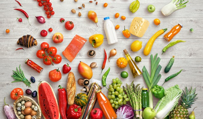 Eating fresh fruits and vegetables will help stimulate your metabolism