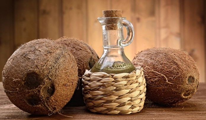 hormone balancing foods Coconut Oil
