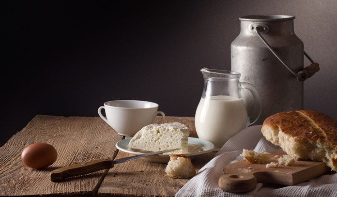 Dairy products might aggravate or calm gastritis depending on the individual