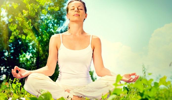 Equal breathing helps de-stress