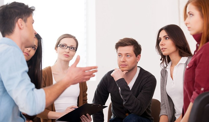 Family Therapist Gives Strategies To Solve Problems