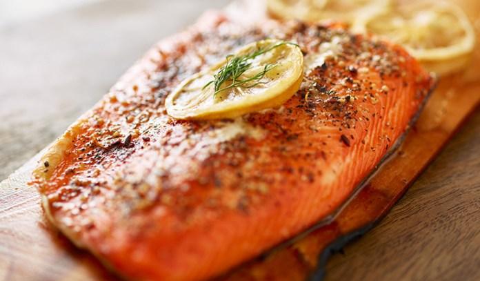 Fish Boosts Your Brain Health
