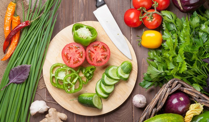 Certain vegetables you're allergic to might increase gastritis