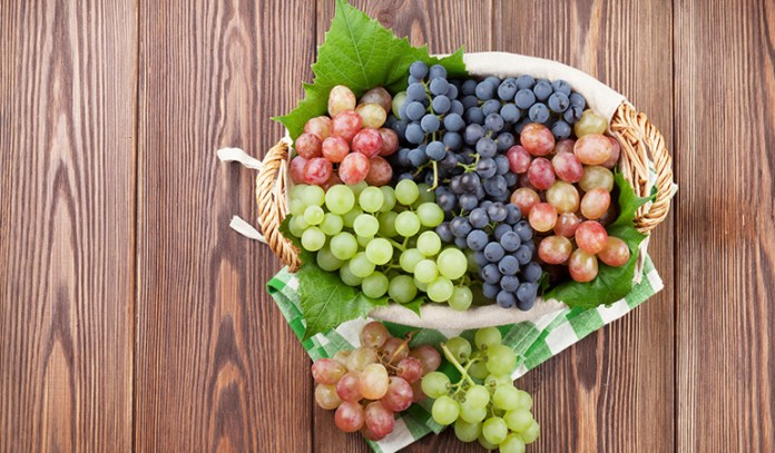 home remedies for wrinkles under eyes grapes