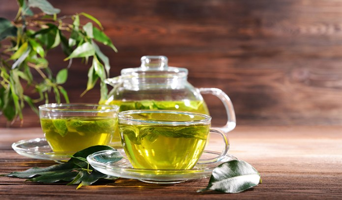 Green tea can help in treating Addison's disease