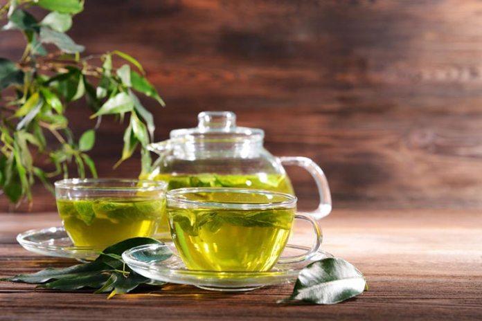 Green Tea Improves Skin Complexion