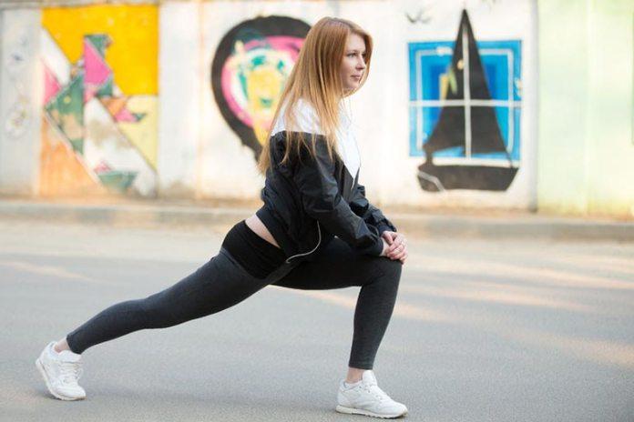 The Top 5 Ugi Ball Exercises are Balanced Lunge