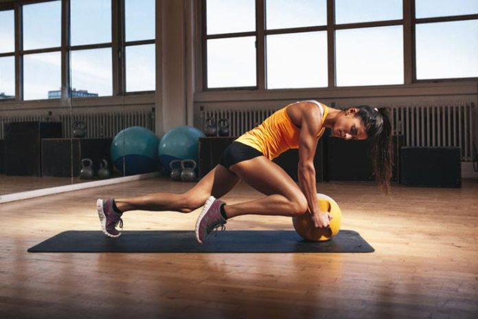 The Top 5 Ugi Ball Exercises are Balancing Climber