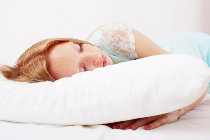 Extra Pillows Prevent Mouth Breathing While Sleeping