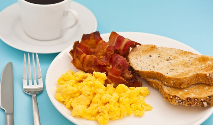 Eggs With Coffee Or Milk Can Lead To Constipation