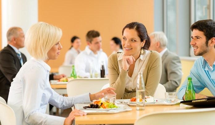 Don't skip lunch – take a break