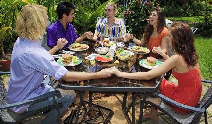 Don't skip lunch – it's like meditation