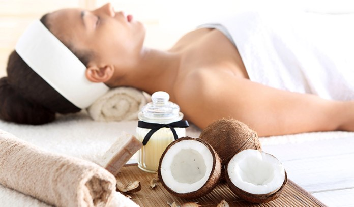 Coconut Oil Massage Can Reduce Wrinkles