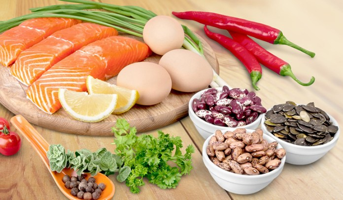 A Healthy Diet Comprises Of Proteins