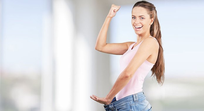 Running promotes weight loss in women